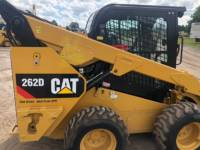 CATERPILLAR SKID STEER LOADERS 262 D equipment  photo 6