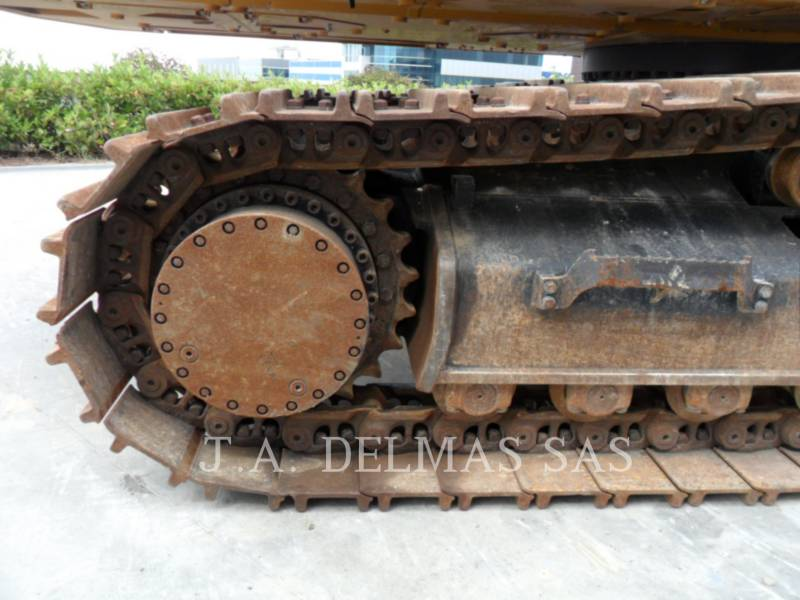 CATERPILLAR TRACK EXCAVATORS 349D2L equipment  photo 5