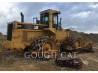 Equipment photo CATERPILLAR 825C COMPACTOREN 1