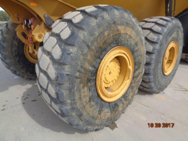 Caterpillar CAMIOANE ARTICULATE 745C equipment  photo 19