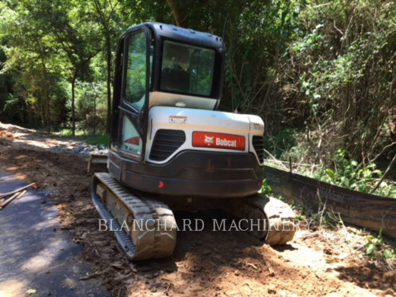 BOBCAT PELLES SUR CHAINES E60 equipment  photo 4