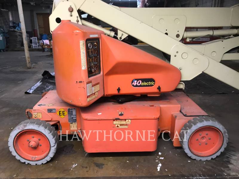 JLG INDUSTRIES, INC. LIFT - BOOM 40E(N) equipment  photo 4