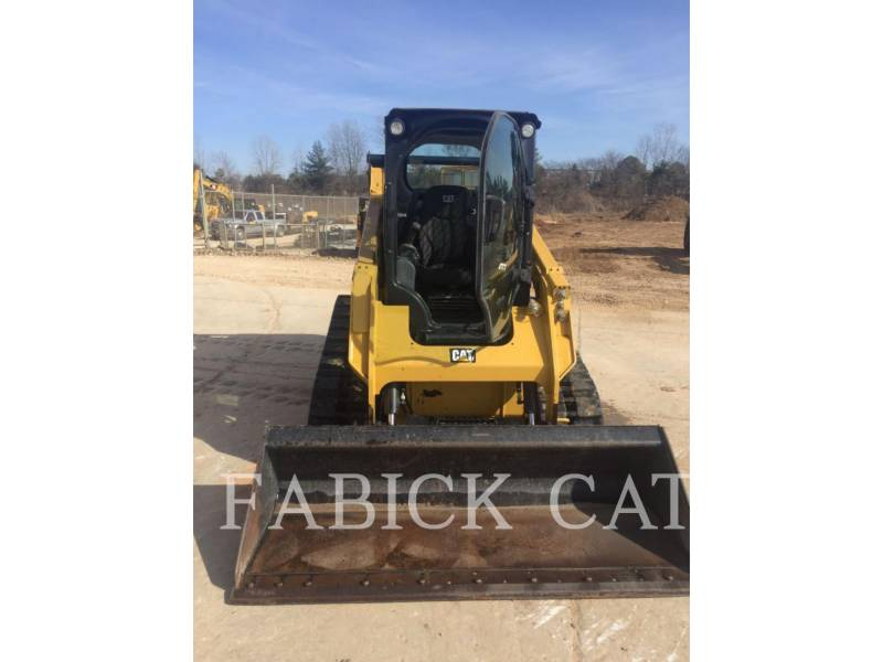 CATERPILLAR CARGADORES MULTITERRENO 259D C3H2 equipment  photo 3