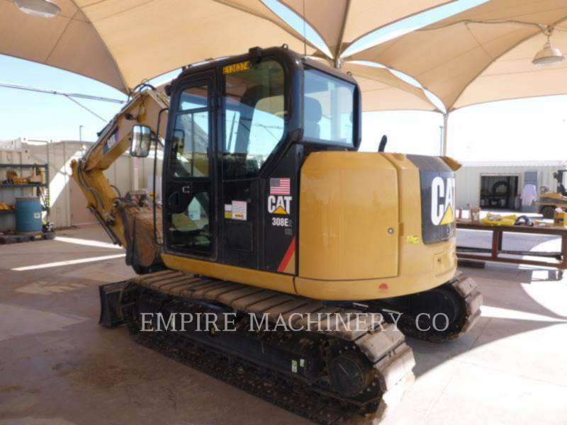 CATERPILLAR トラック油圧ショベル 308E2 SB equipment  photo 3
