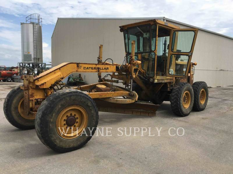 CATERPILLAR MOTORGRADER 120G equipment  photo 4