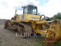 KOMATSU ブルドーザ D155AX-6 equipment  photo 3
