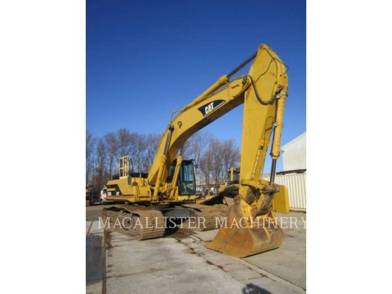 CATERPILLAR トラック油圧ショベル 345BIIL equipment  photo 15