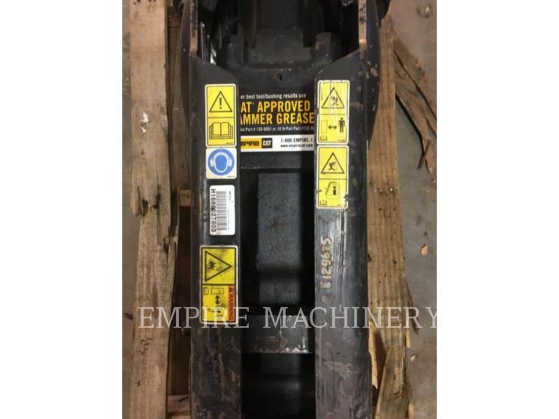 CATERPILLAR  HAMMER H55E 305 equipment  photo 15