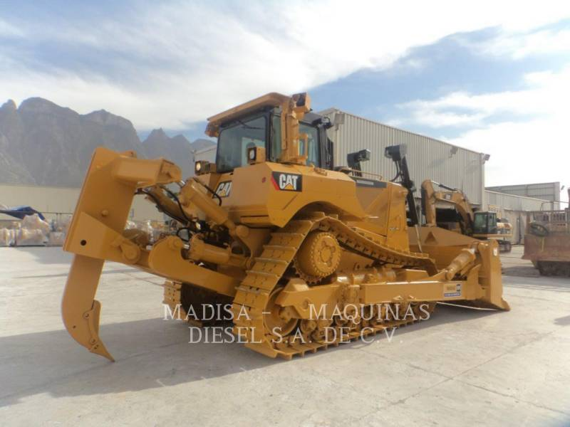 CATERPILLAR TRACK TYPE TRACTORS D8T equipment  photo 7