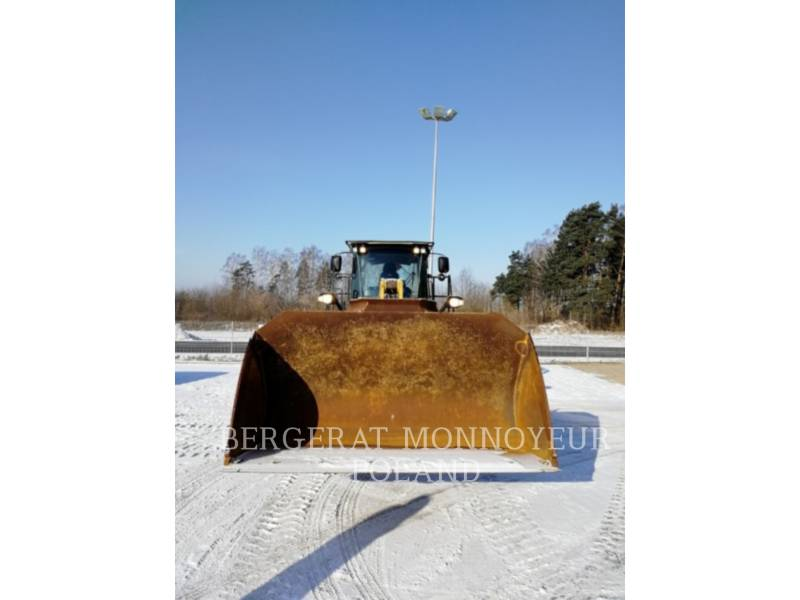 CATERPILLAR INDUSTRIAL LOADER 962K equipment  photo 12