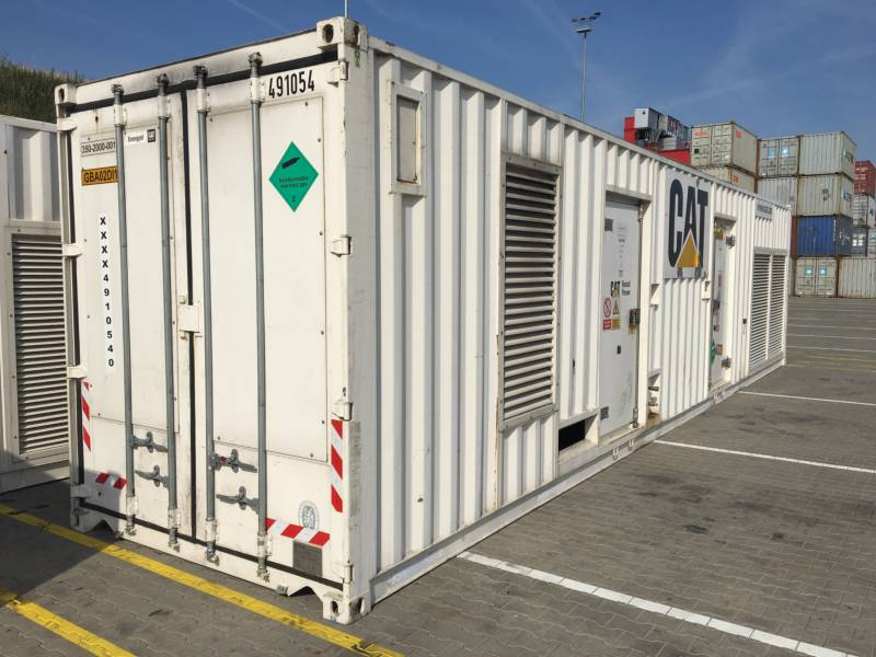 CATERPILLAR Grupos electrógenos móviles XQ 2000 equipment  photo 8