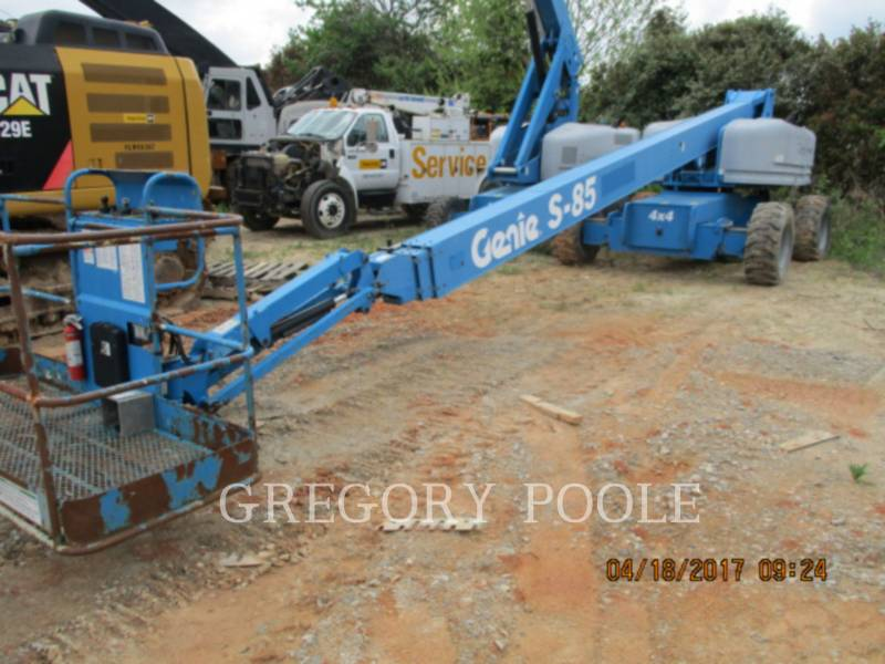 GENIE INDUSTRIES DŹWIG - WYSIĘGNIK S85 equipment  photo 1