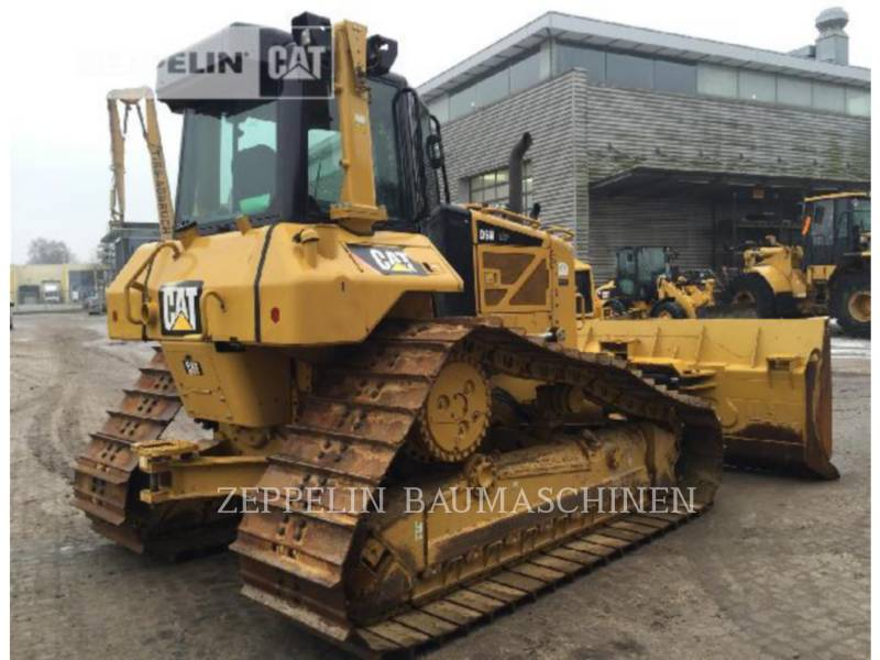 CATERPILLAR KETTENDOZER D6NMP equipment  photo 3