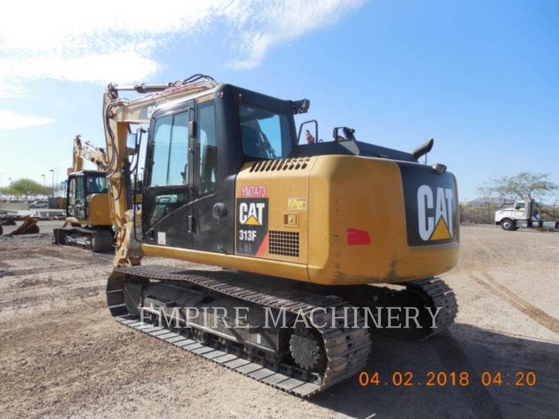 CATERPILLAR KOPARKI GĄSIENICOWE 313FLGC equipment  photo 3
