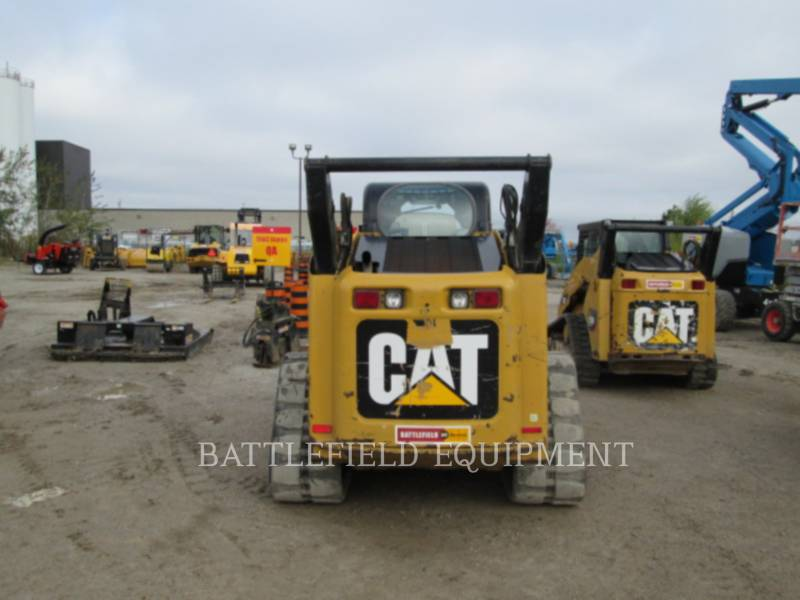CATERPILLAR 多様地形対応ローダ 289C equipment  photo 5