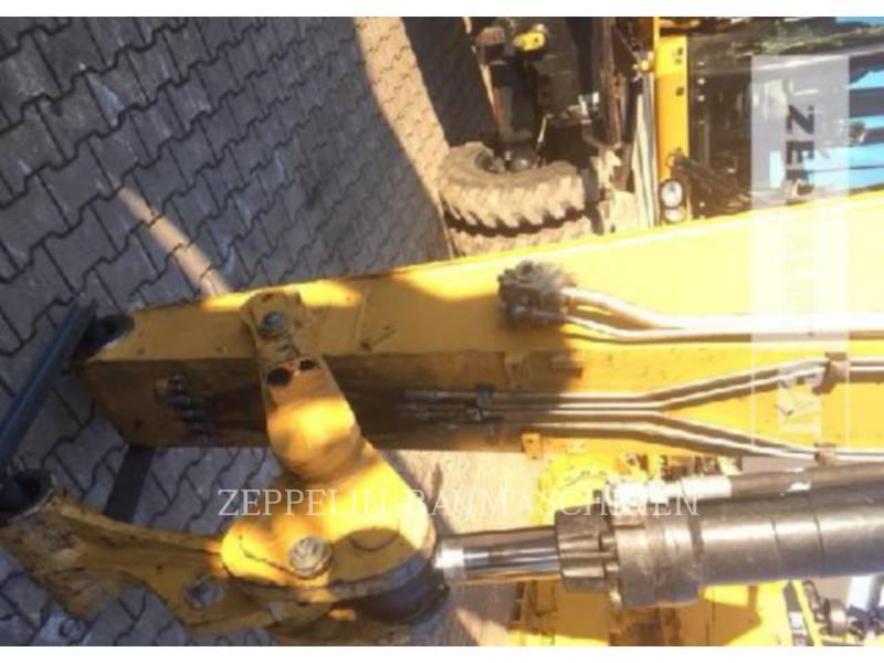 CATERPILLAR КОЛЕСНЫЕ ЭКСКАВАТОРЫ M322D equipment  photo 13