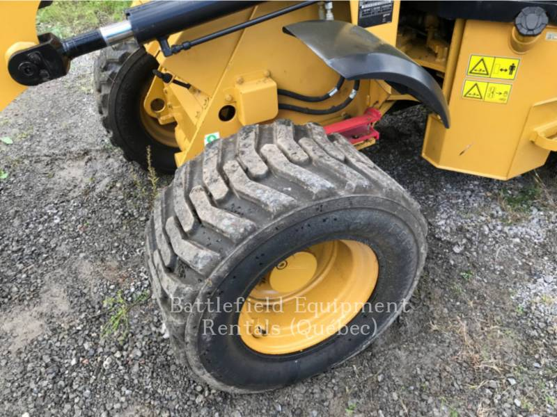CATERPILLAR WHEEL LOADERS/INTEGRATED TOOLCARRIERS 903C equipment  photo 8