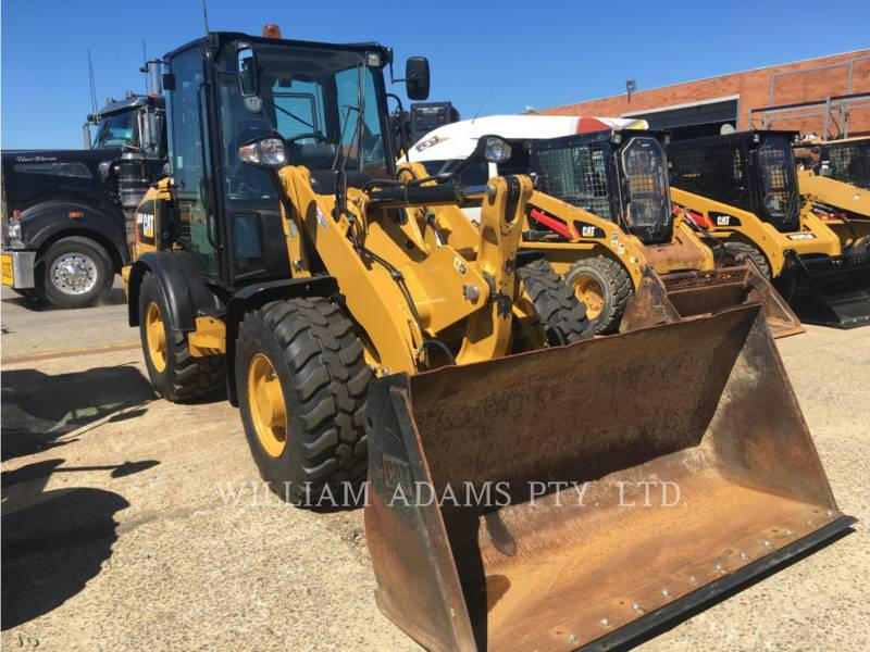 CATERPILLAR CARGADORES DE RUEDAS 906 equipment  photo 2