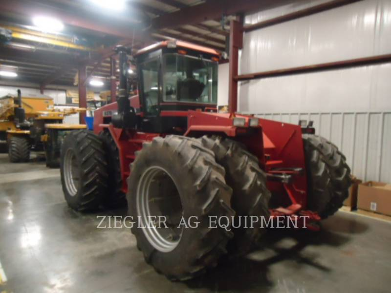 CASE/NEW HOLLAND TRACTORES AGRÍCOLAS 9370 equipment  photo 2