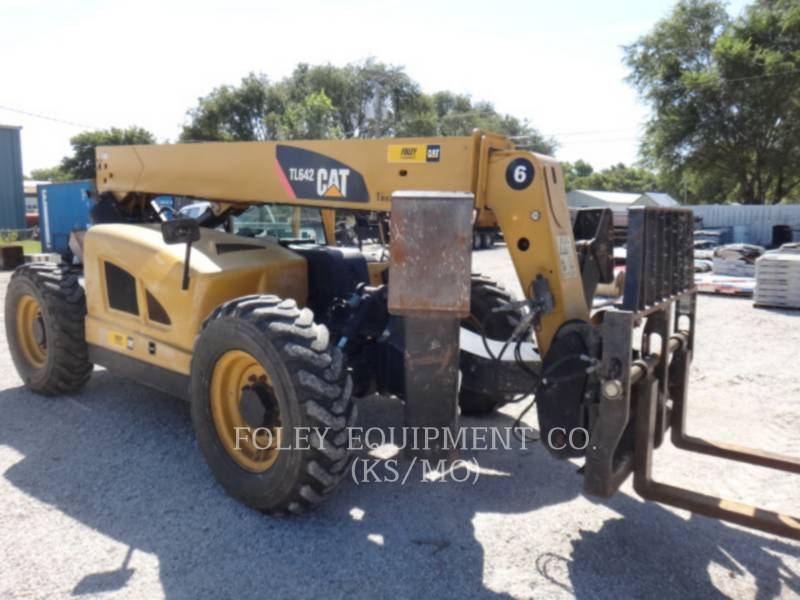 JLG INDUSTRIES, INC. TELEHANDLER TL642 equipment  photo 2