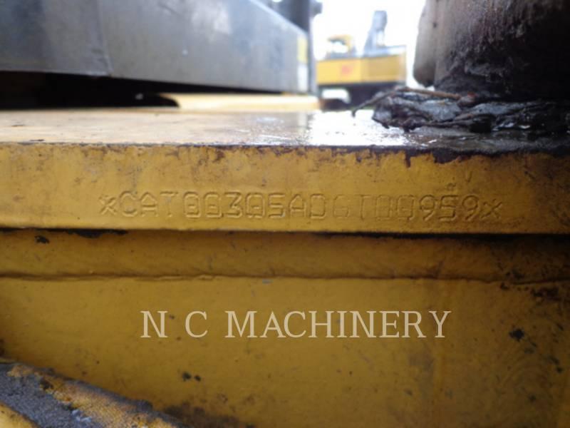 CATERPILLAR TRACK EXCAVATORS 305 CR CAN equipment  photo 7