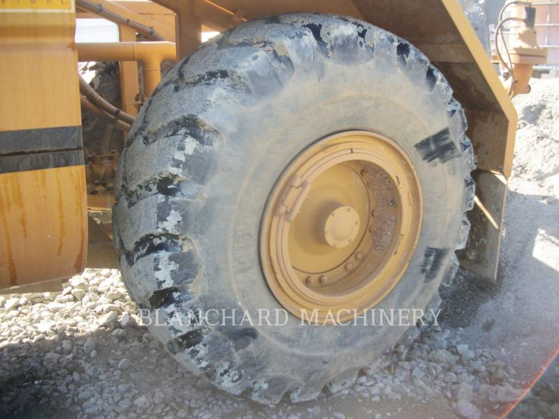 CATERPILLAR MOTOESCREPAS WW613G equipment  photo 8