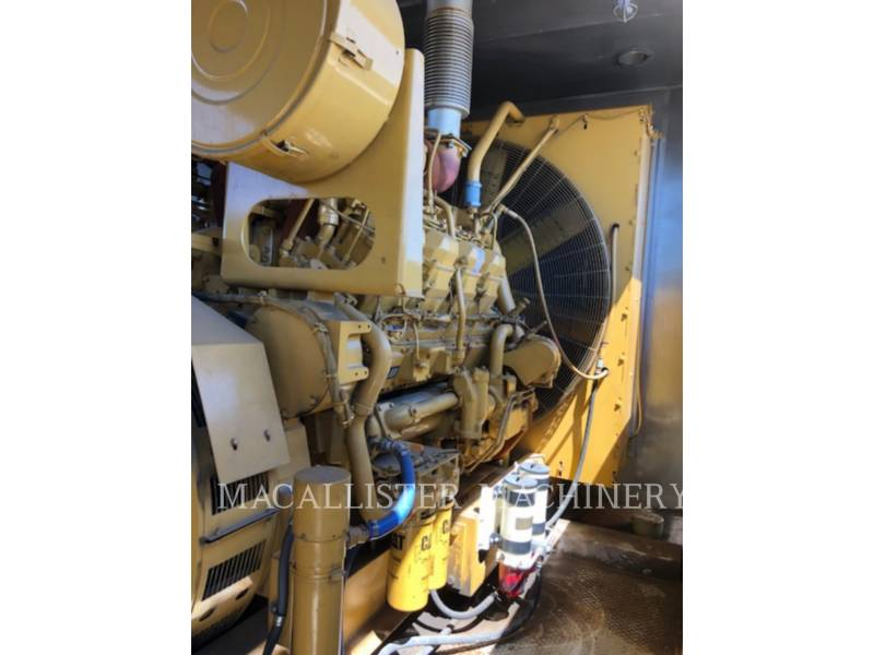 CATERPILLAR STATIONARY GENERATOR SETS 3508 equipment  photo 5