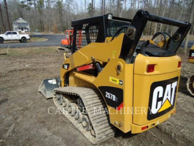 Caterpillar MINIÎNCĂRCĂTOARE RIGIDE MULTIFUNCŢIONALE 257B3 CY equipment  photo 3