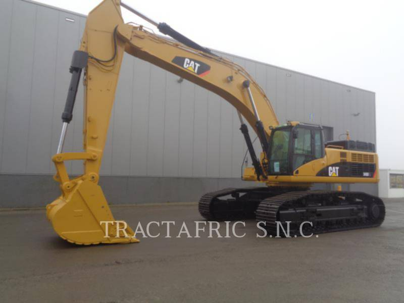 CATERPILLAR PELLE MINIERE EN BUTTE 345 DL equipment  photo 6