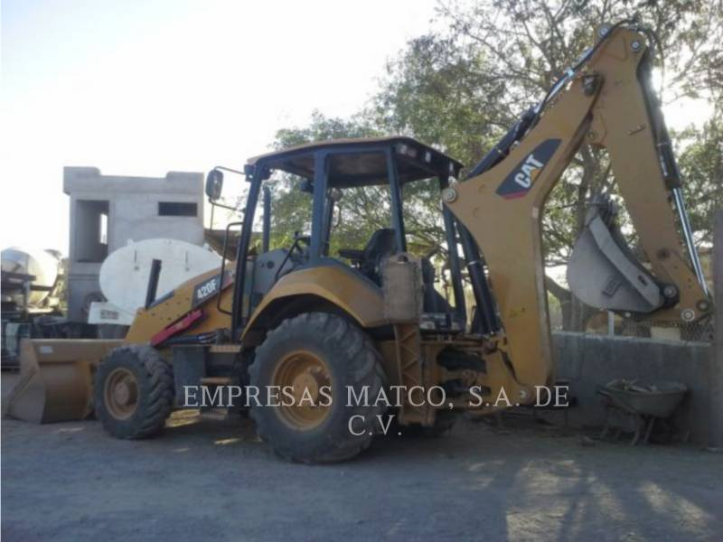 CATERPILLAR BACKHOE LOADERS 420F2STLRC equipment  photo 1