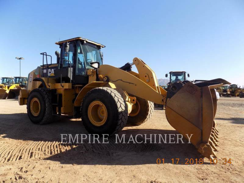 CATERPILLAR RADLADER/INDUSTRIE-RADLADER 950M equipment  photo 1