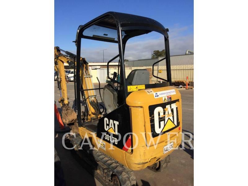 CATERPILLAR PELLES SUR CHAINES 301.7D equipment  photo 1