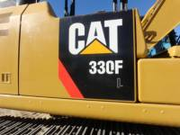 CATERPILLAR PELLES SUR CHAINES 330FL equipment  photo 18