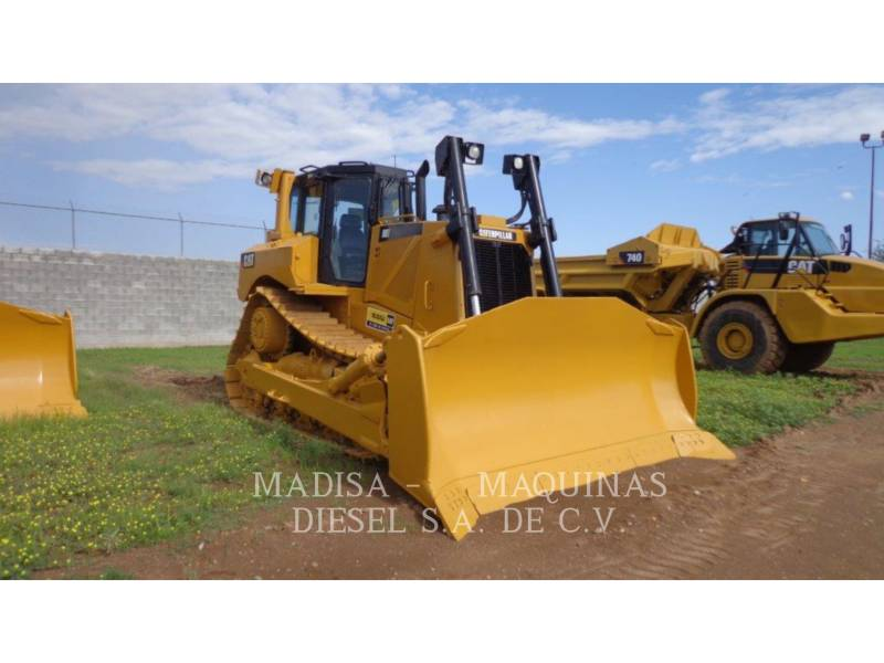 CATERPILLAR TRACTOR DE CADENAS PARA MINERÍA D 8 T equipment  photo 2