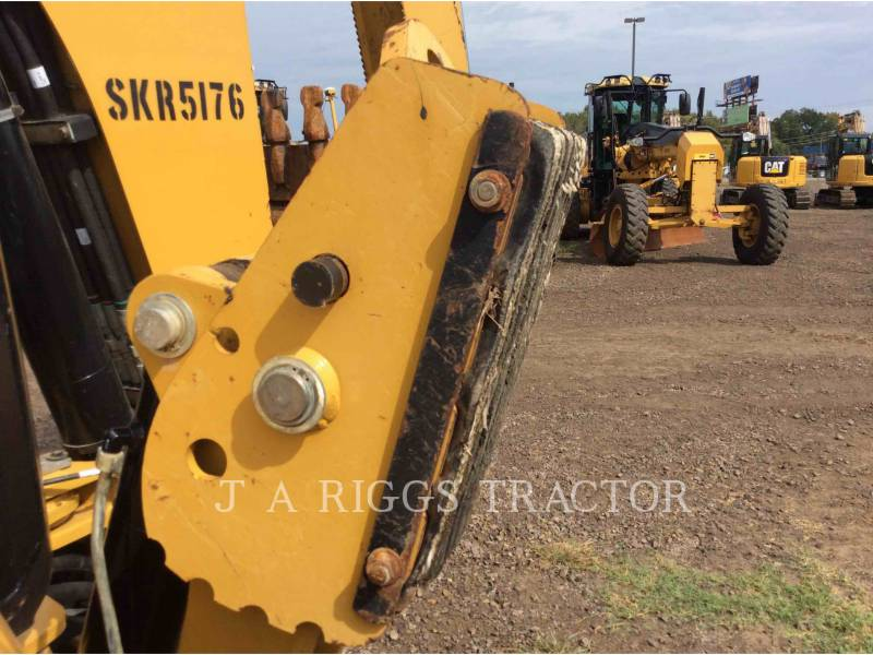 CATERPILLAR バックホーローダ 420F 4E equipment  photo 17