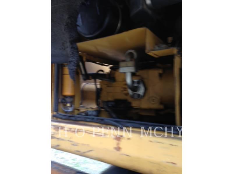 CATERPILLAR WHEEL EXCAVATORS M320 equipment  photo 8