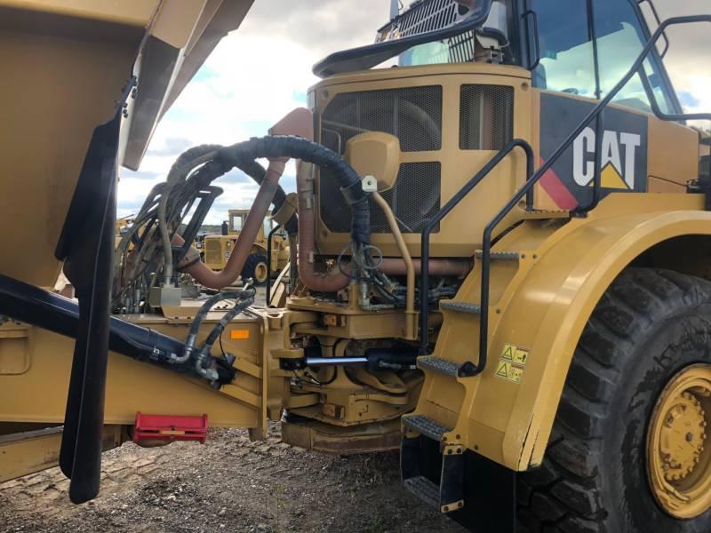 CATERPILLAR DUMPER ARTICOLATI 735 C equipment  photo 9