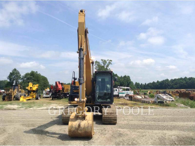 CATERPILLAR PELLES SUR CHAINES 312E L equipment  photo 5