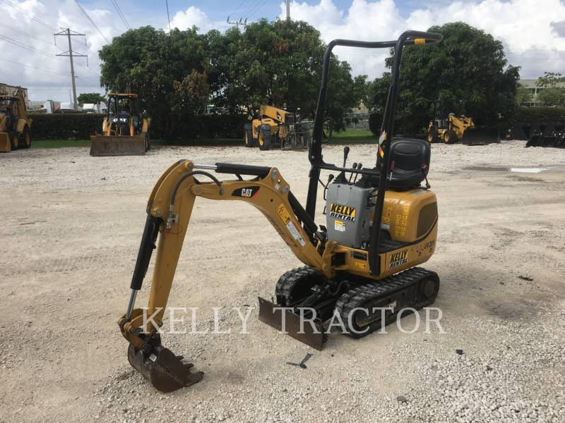 CATERPILLAR PELLES SUR CHAINES 300.9D equipment  photo 2