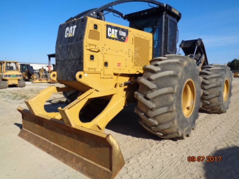 CATERPILLAR FORESTAL - ARRASTRADOR DE TRONCOS 535D equipment  photo 3