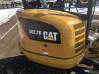 CATERPILLAR EXCAVADORAS DE CADENAS 302.7DCR equipment  photo 19