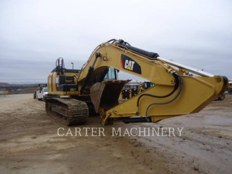 CATERPILLAR KOPARKI GĄSIENICOWE 336EH 12CF equipment  photo 1