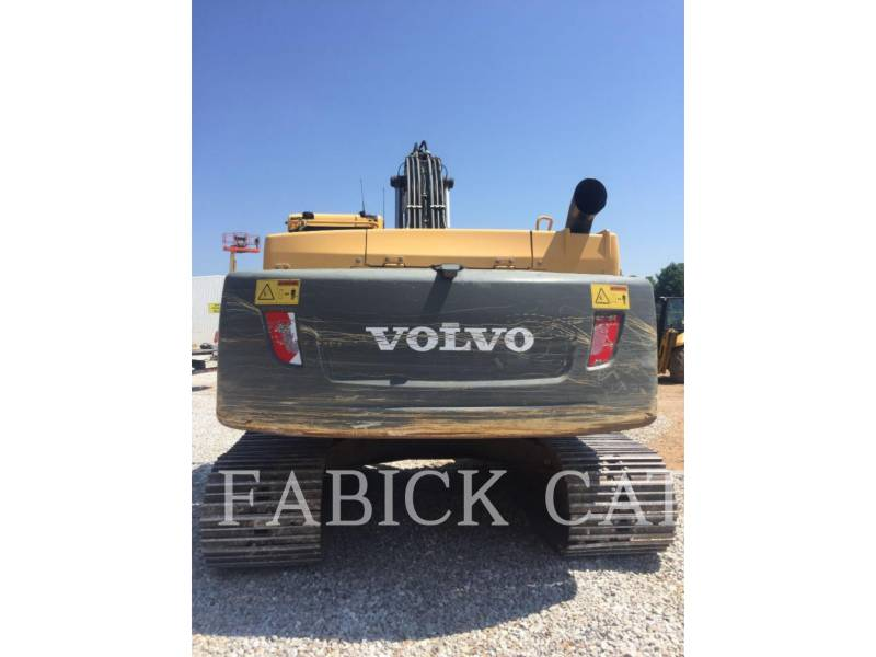 VOLVO CONST. EQUIP. NA, INC. TRACK EXCAVATORS EC250DL equipment  photo 4