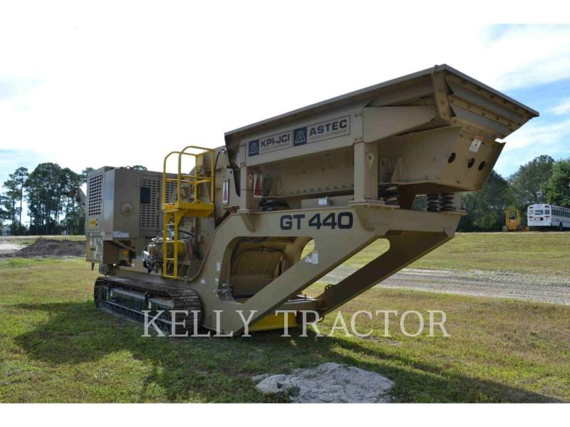 KOLBERG CRUSHERS GT440 equipment  photo 4