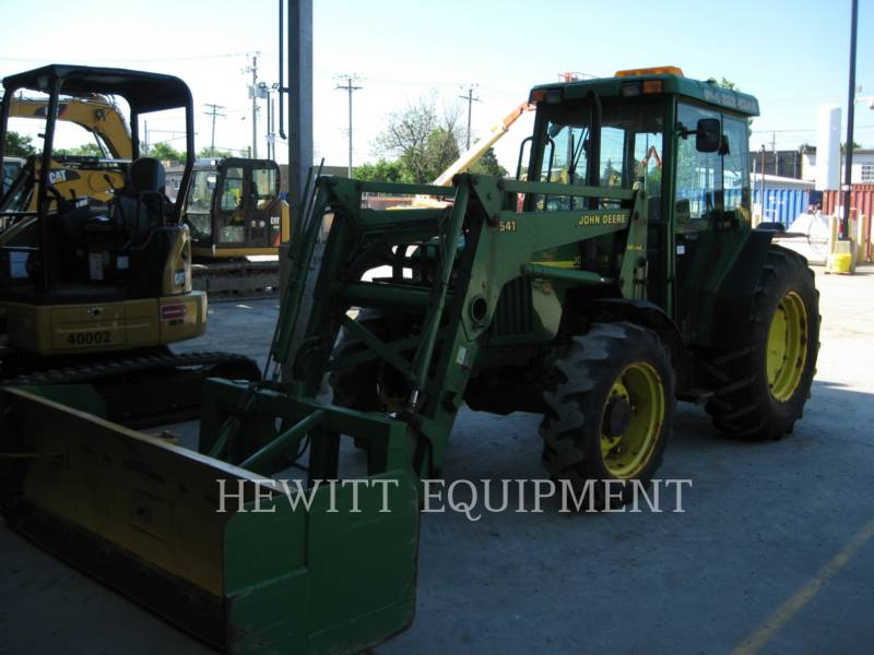 JOHN DEERE AG TRACTORS JD5410 equipment  photo 1