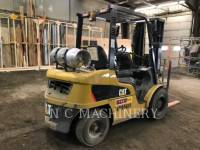 CATERPILLAR FORKLIFTS P6000-GLE equipment  photo 3