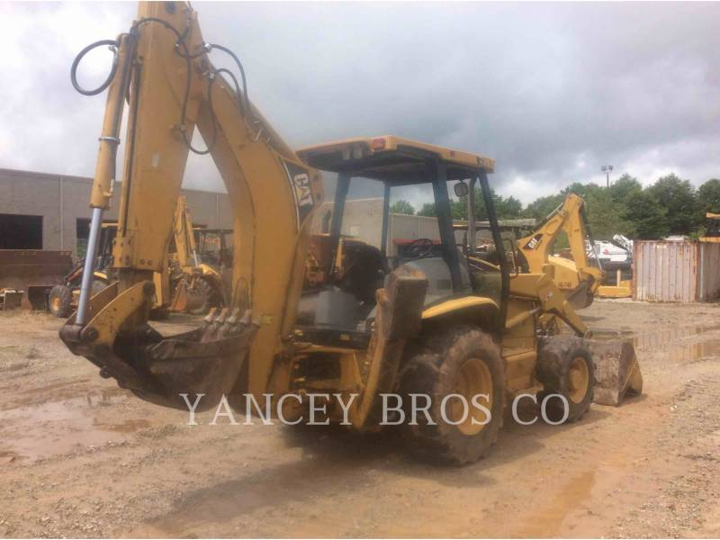 CATERPILLAR SKID STEER LOADERS 416D equipment  photo 4