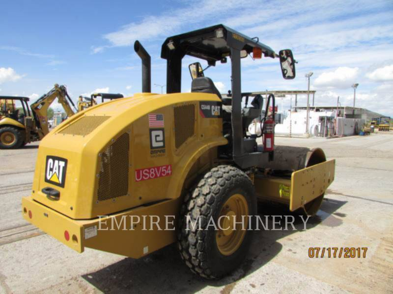 CATERPILLAR COMPACTADORES DE SUELOS CS44B equipment  photo 1