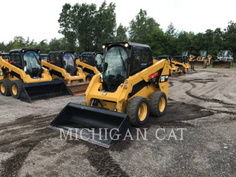 CATERPILLAR SKID STEER LOADERS 236D A2Q equipment  photo 2