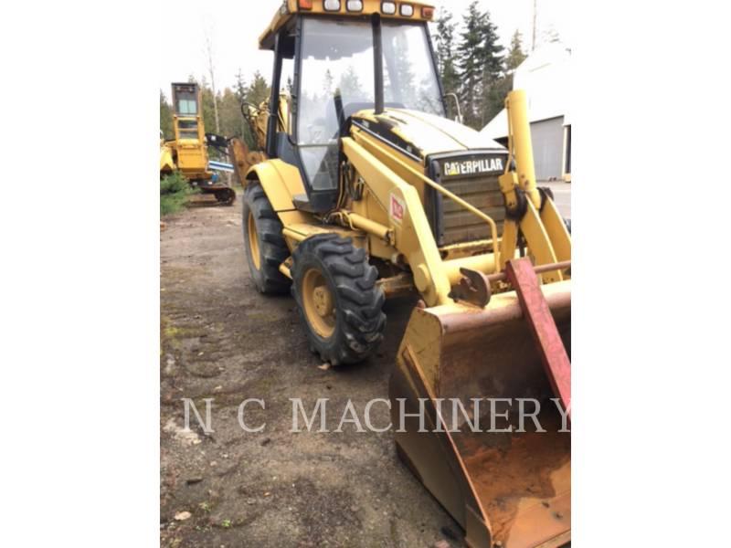 CATERPILLAR BACKHOE LOADERS 416C 4ECAN equipment  photo 2